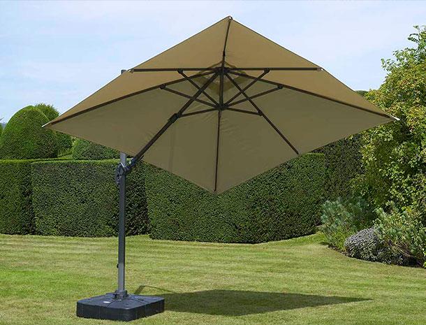 Hartman Parasol Solar Line R 300 Polyester.Garden Parasols And Parasol Bases Hayes Garden World