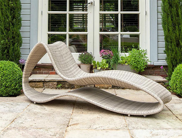 Garden Sun Loungers Hayes Garden World