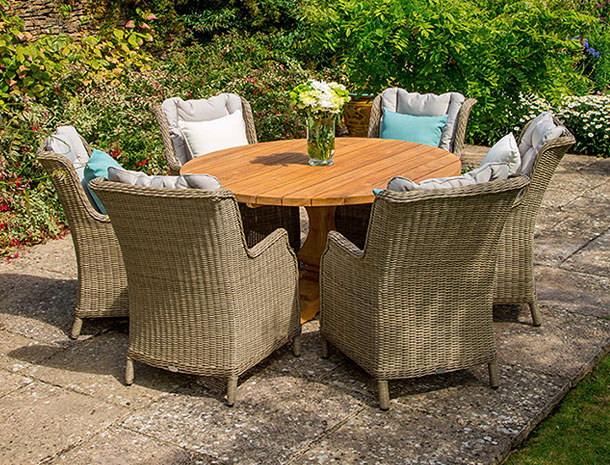 [Teak Garden Furniture]