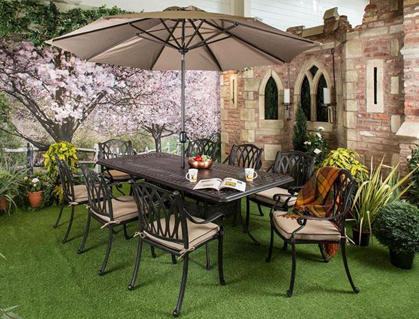 Rainproof Patio Furniture.Waterproof Garden Furniture Hayes Garden World