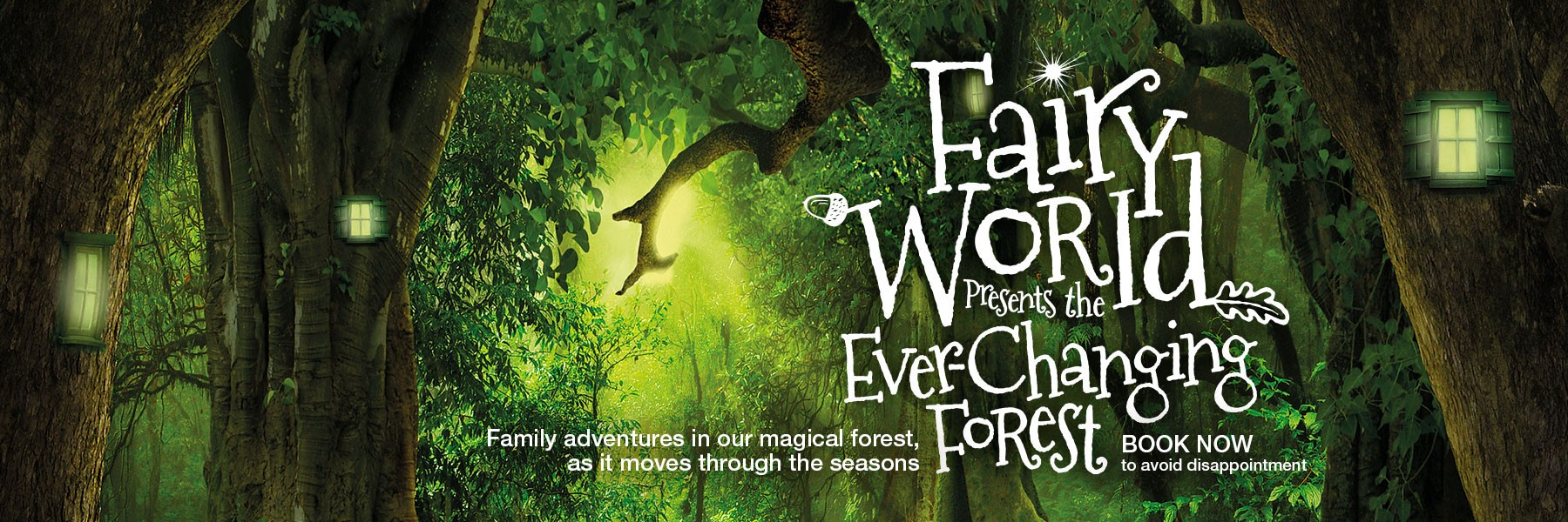 Fairy World Ever changing Forest