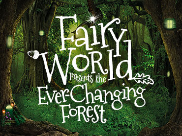 Fairy World's Ever-changing Forest