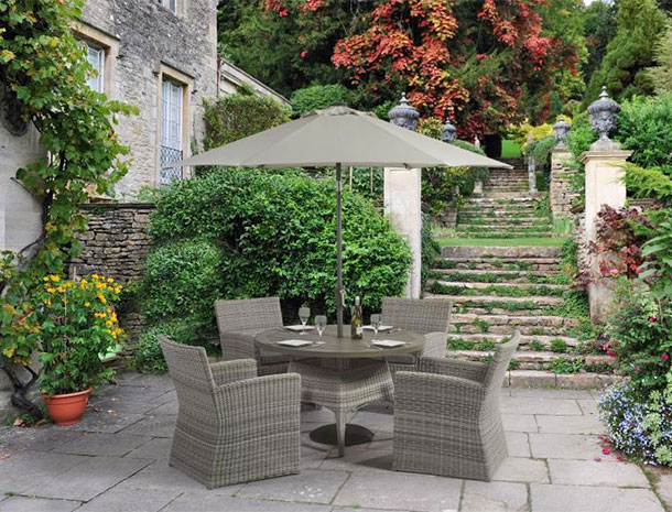 Weave Garden Furniture Sets
