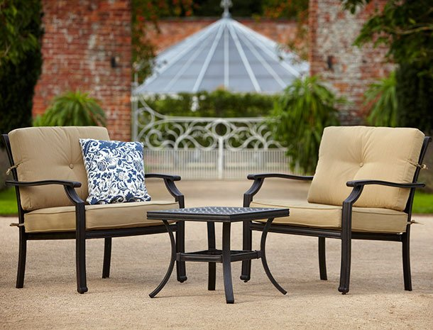 aluminium garden furniture sale uk