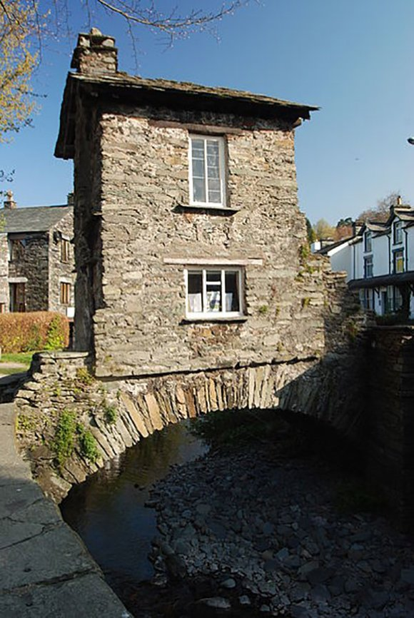 Bridge House, Ambleside, Lake District