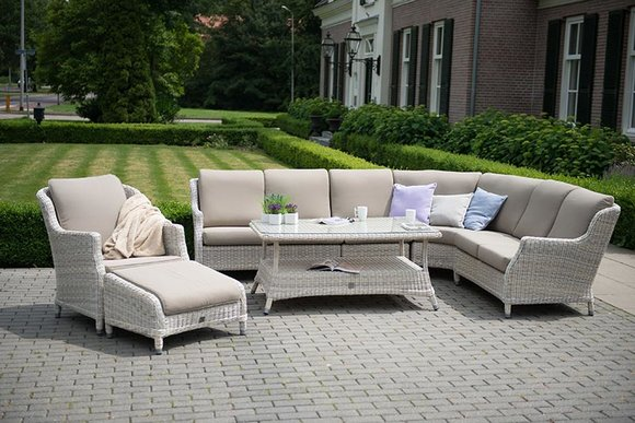 4 Seasons Brighton modular set of garden furniture