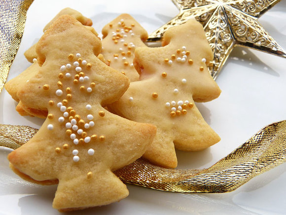 Christmas cookies (biscuits)
