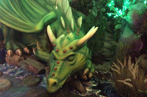 Fairy & Dragon World at Hayes Garden World