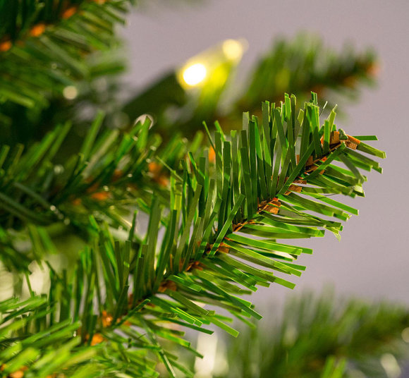Kingswood Pencil Fir Artificial Christmas Tree