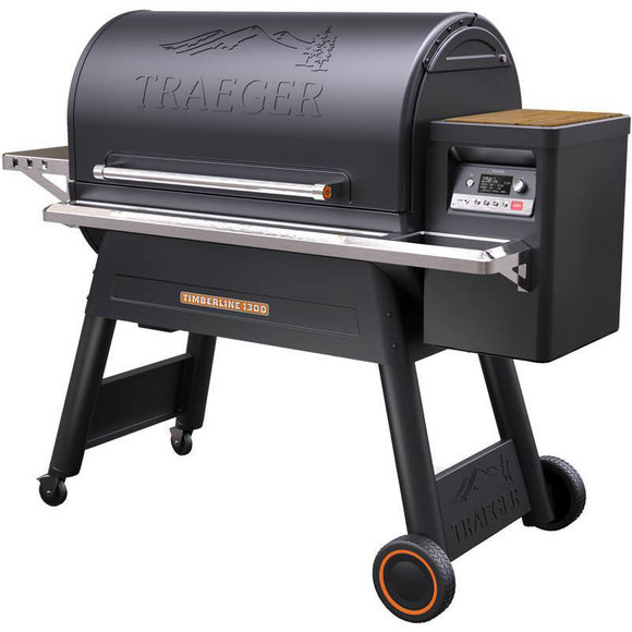 Traeger Timberline 1300 wood-fired pellet grill