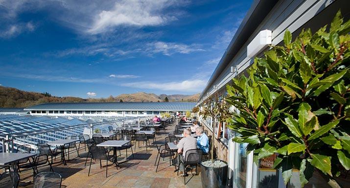 The Four Seasons Terrace Cafe