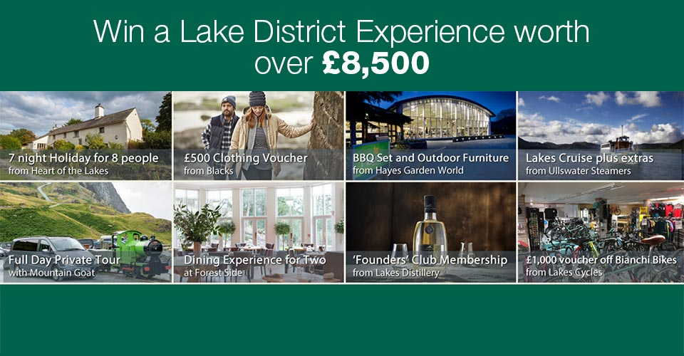 Lake District Experience Competition