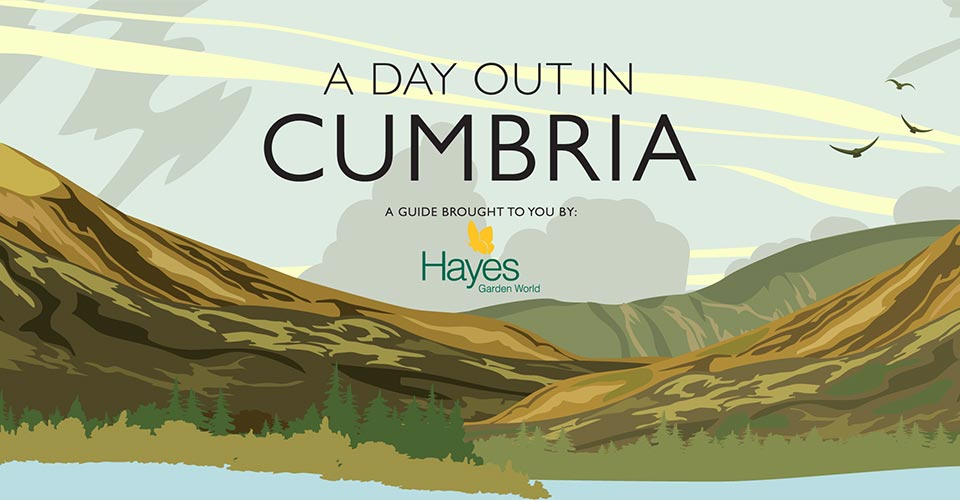 Find your perfect day out in Cumbria, with the new app from Hayes Garden World