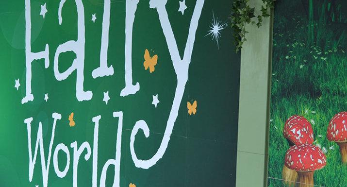 Fairy World at Hayes Garden World