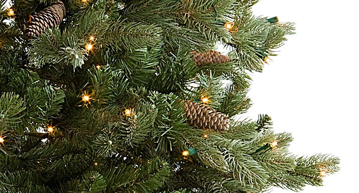 Opt For 39 Feel Real 39 Technology For That Real Tree Look