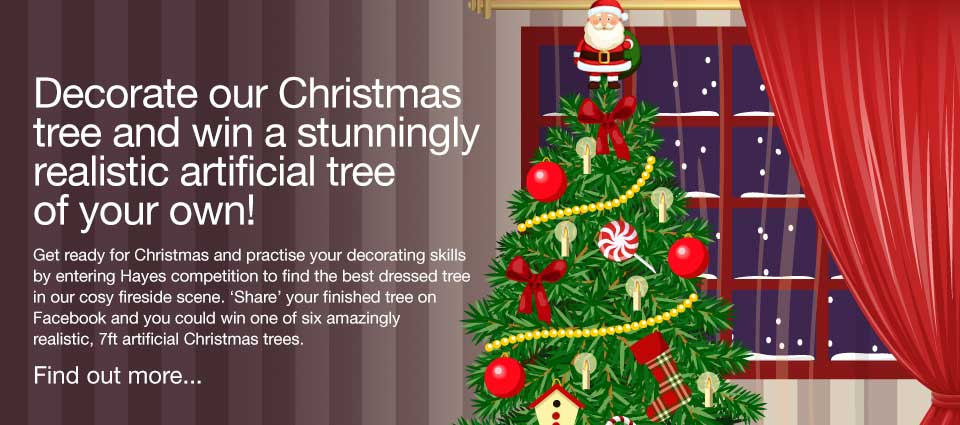 Decorate a Christmas Tree Competition