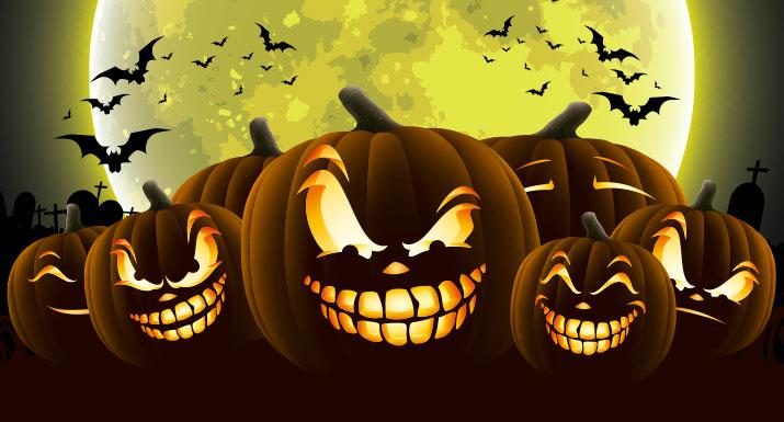 Half-Term Halloween Pumpkin Carving