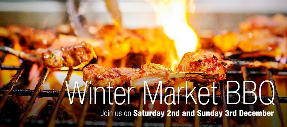 Winter Market BBQ