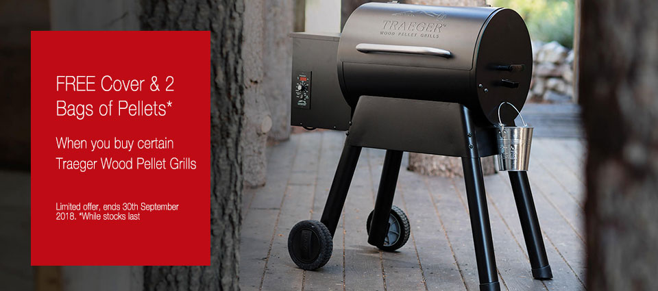 Traeger Grill Promotion