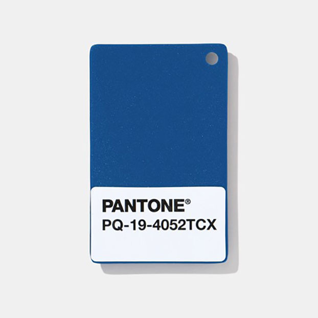 Pantone colour of 2020 Classic Blue