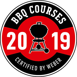Certified by Weber BBQ Courses