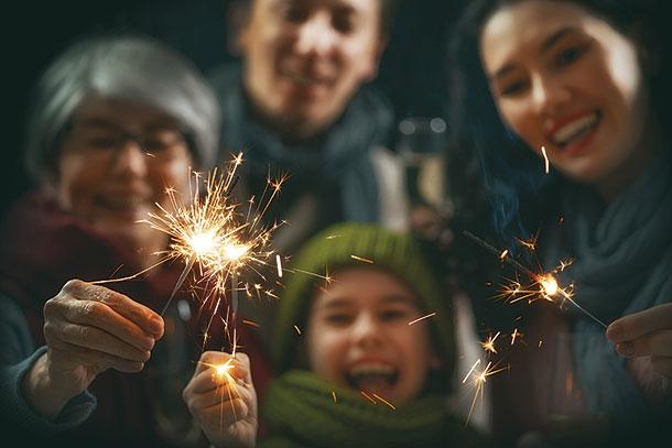 Fireworks Night & Late-night Shopping