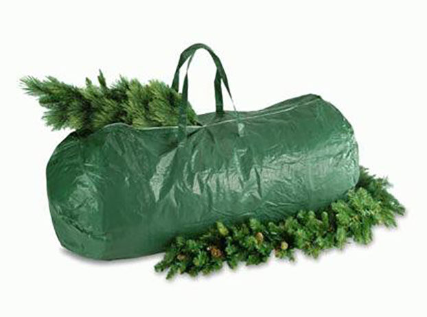 tree bag for artificial Christmas tree