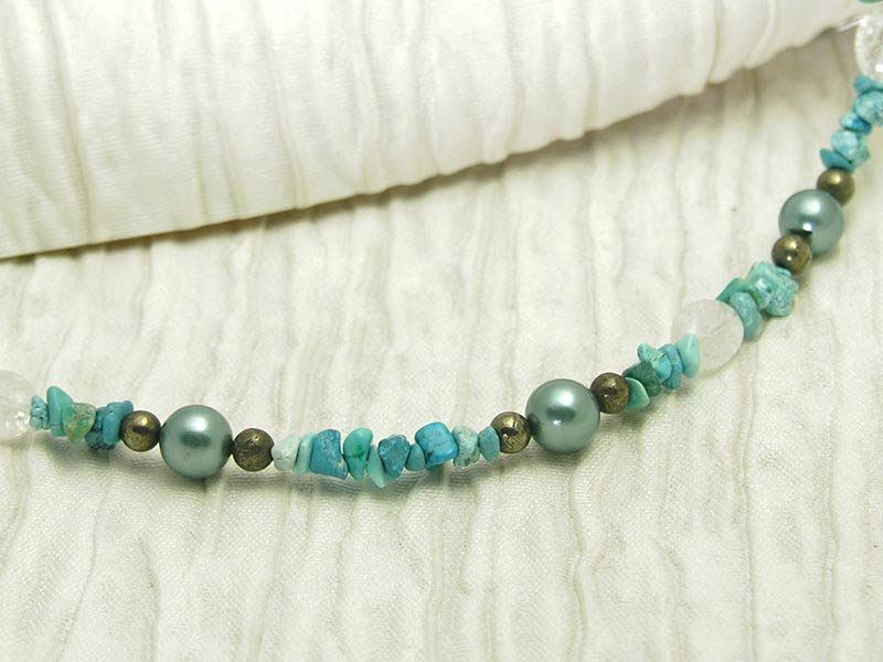 Turquoise Seas Necklace