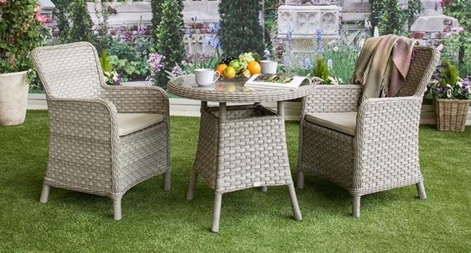 Synthetic Rattan On Garden Furniture, Plastic Rattan Garden Furniture Repair Kit