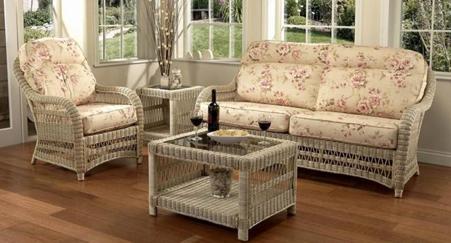 Cane Conservatory Furniture, Can Bamboo Furniture Be Used Outdoors