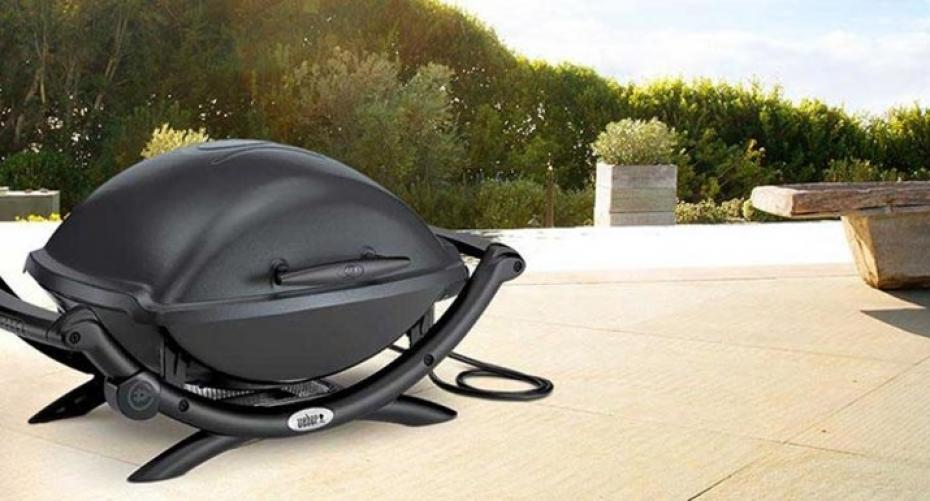 Weber Q Electric grill