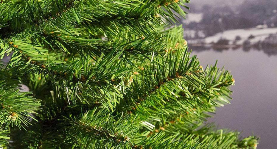 Keswick Spruce artificial Christmas tree from National Tree Company