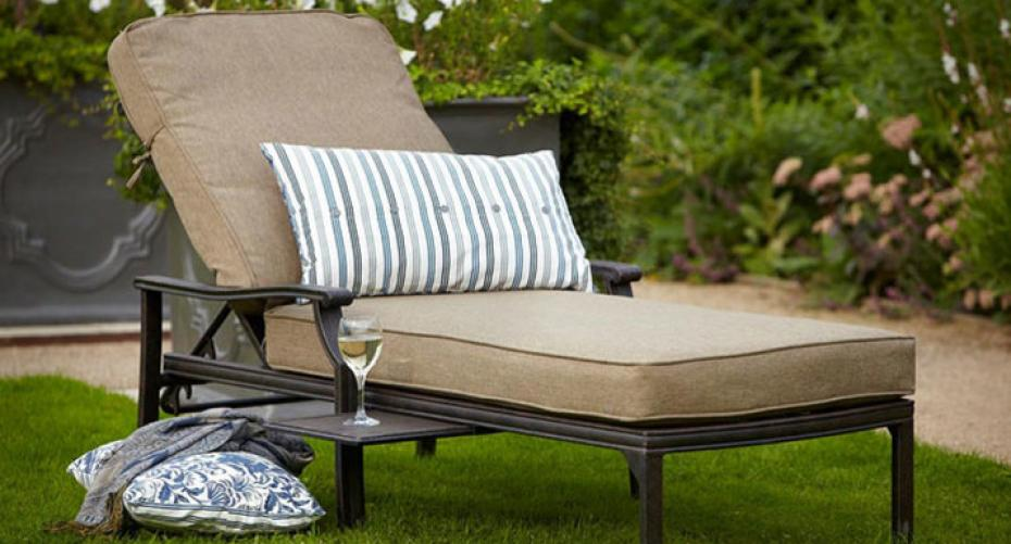 Jamie Oliver lounger in nutmeg