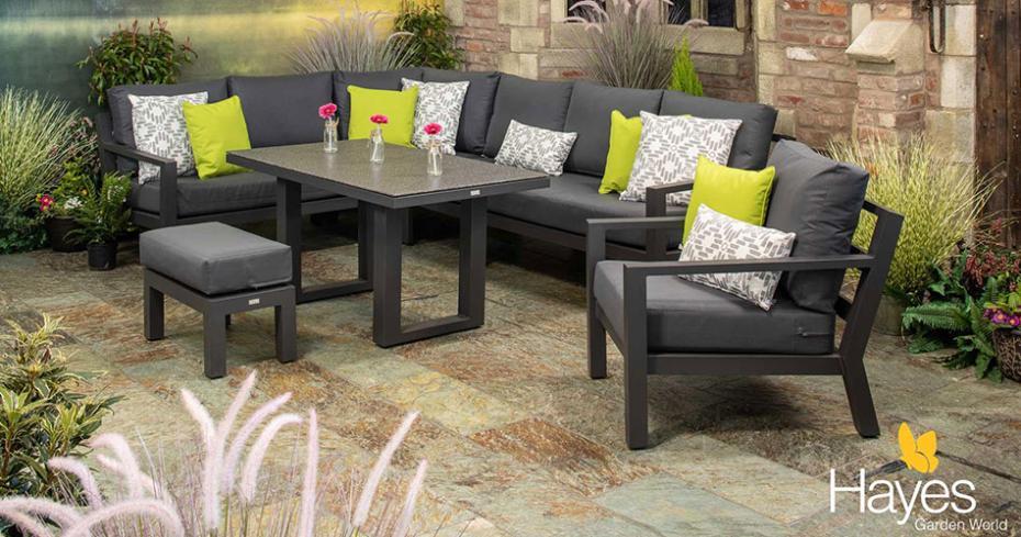 Synthetic Rattan Garden Furniture, Garden Furniture Cushions