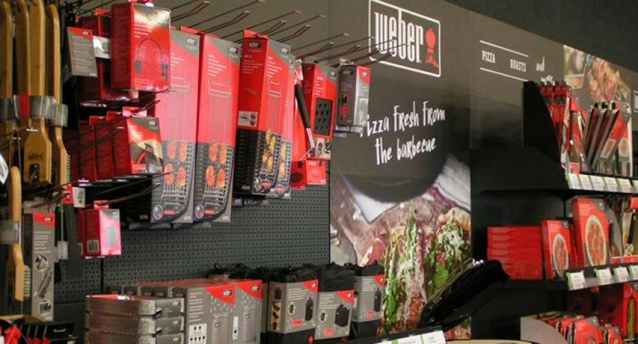 Weber BBQ accessories on sale at Hayes Barbecue World