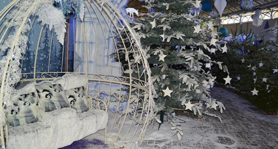 Wishing Tree in 'Santa at the North Pole' experience