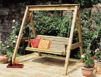 Hammocks & Garden Swing Seats
