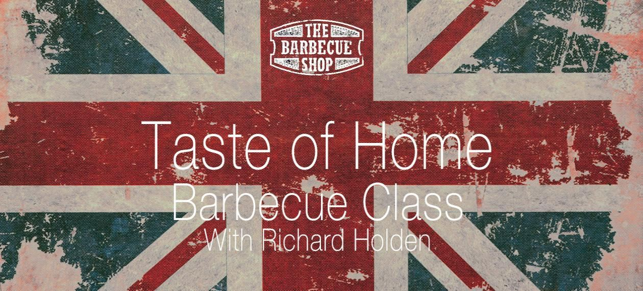 Barbecue Class - Taste of Home