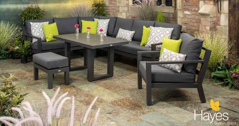 Synthetic Rattan Garden Furniture, How To Clean Outdoor Furniture Cushions Mold