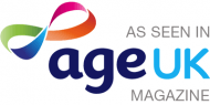 As Featured in ageUK
