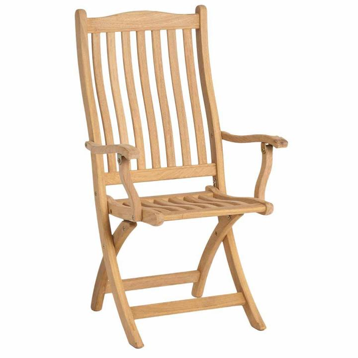 c45f6480c Alexander Rose Roble Folding Carver Chair