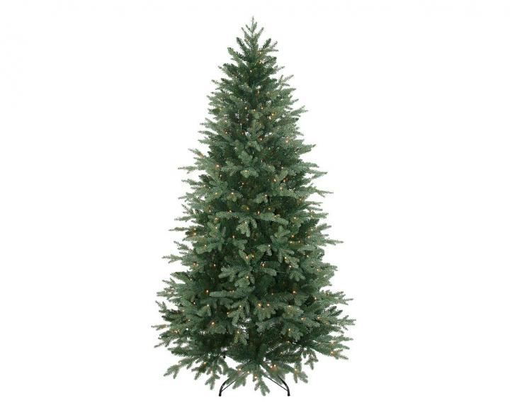 6ft Pre-lit Alta Spruce Life Like Artificial Christmas