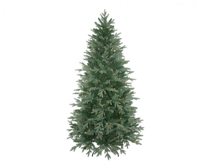 7ft Pre-lit Alta Spruce Life Like Artificial Christmas