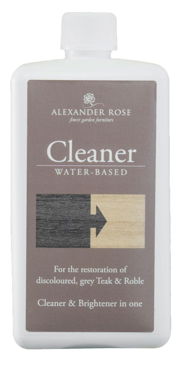 Alexander Rose Golden Teak Cleaner Hayes Garden World