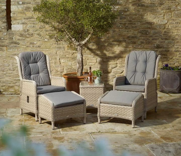 Bramblecrest Blenheim Recliner Set