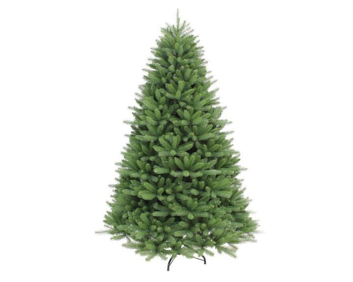7ft Ontario Fir Life Like Artificial Christmas Tree