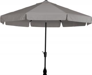 4 Seasons Outdoor 3m Round Toledo Parasol in Taupe