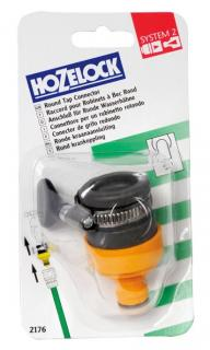 Hozelock Garden Hose Tap Connector - Indoor Round 2176
