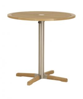 Barlow Tyrie Equinox 100cm High Dining Bistro Table