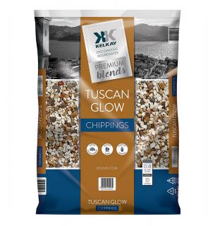 The Kelkay Tuscan Glow is ideal for easy coverage on driveways and patios.